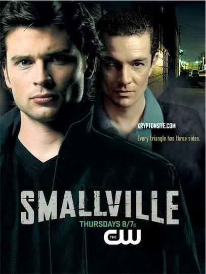 EPISODE 1 - LAZARUS Smallville