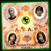 A.S.A.P - discography Cover_CDASAP