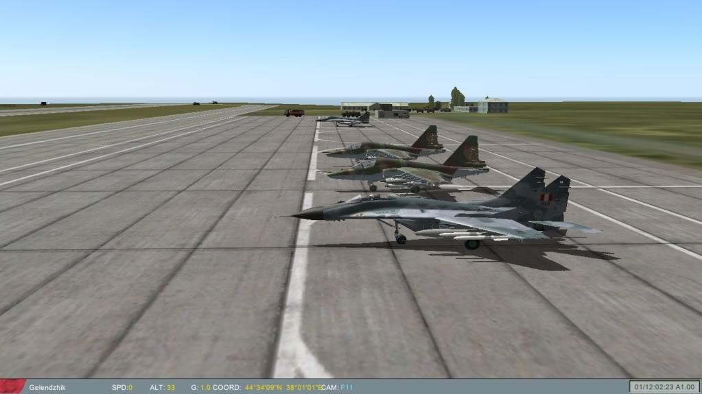 Imágenes del ataque a la flota ScreenShot_311