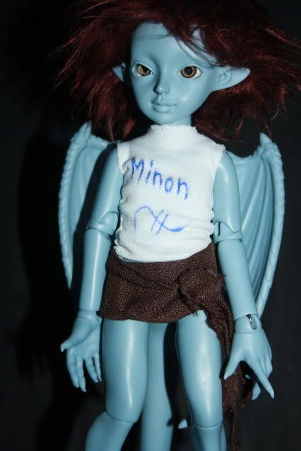 The Minion (Resinsoul Pixiu) IMG_3916