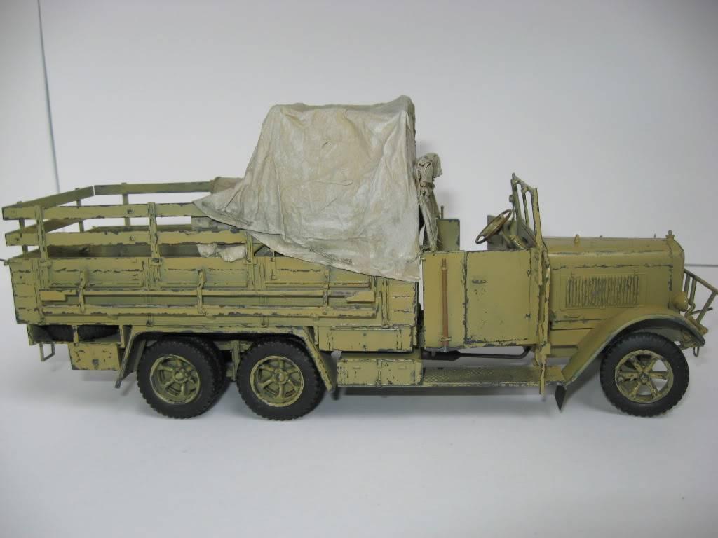 henschel 33 D1 ICM et canon Flak 18 AFV Club Montage et peinture terminés - Page 3 IMG_1243-1