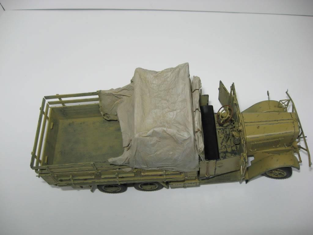henschel 33 D1 ICM et canon Flak 18 AFV Club Montage et peinture terminés - Page 3 IMG_1245