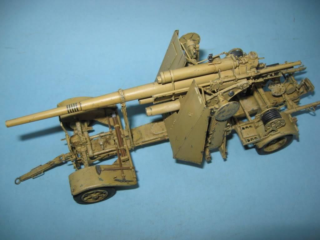 henschel 33 D1 ICM et canon Flak 18 AFV Club Montage et peinture terminés - Page 3 IMG_1272