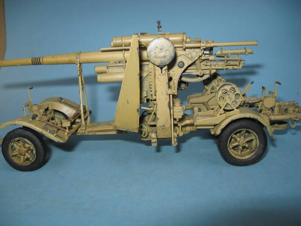 henschel 33 D1 ICM et canon Flak 18 AFV Club Montage et peinture terminés - Page 3 IMG_1273