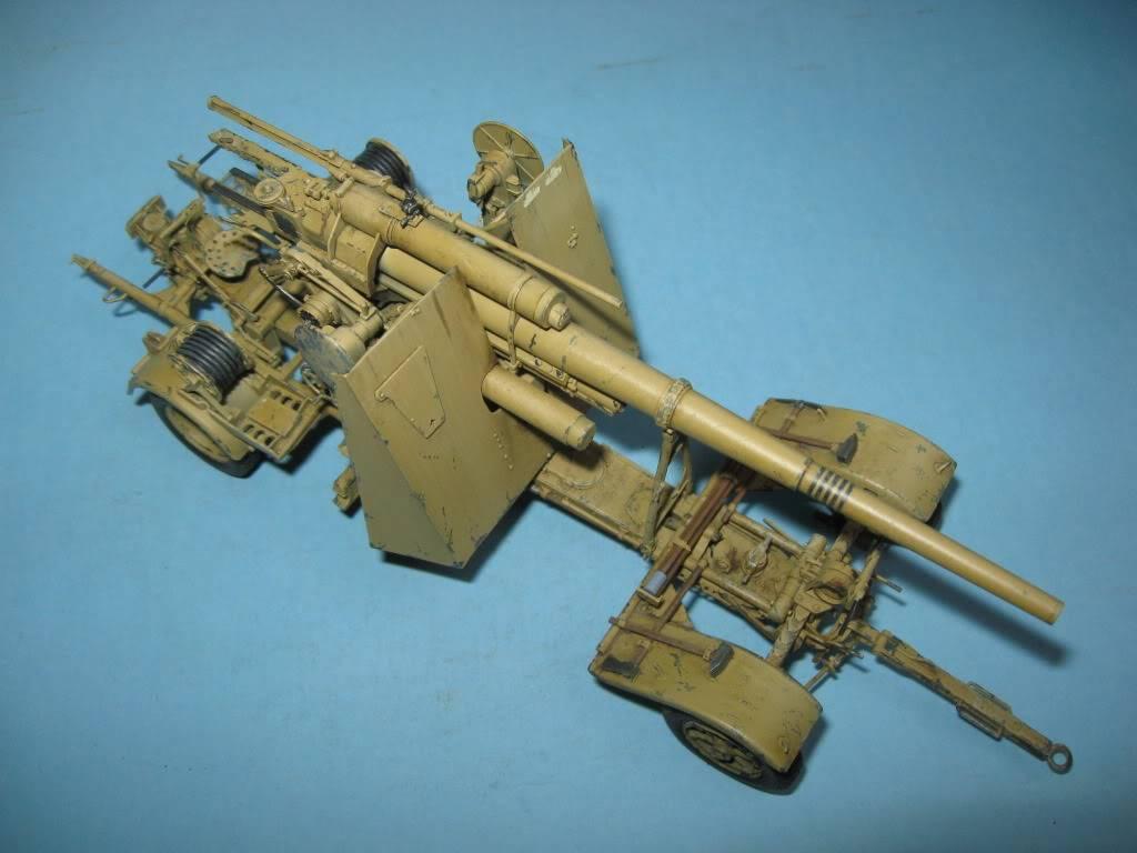 henschel 33 D1 ICM et canon Flak 18 AFV Club Montage et peinture terminés - Page 3 IMG_1277