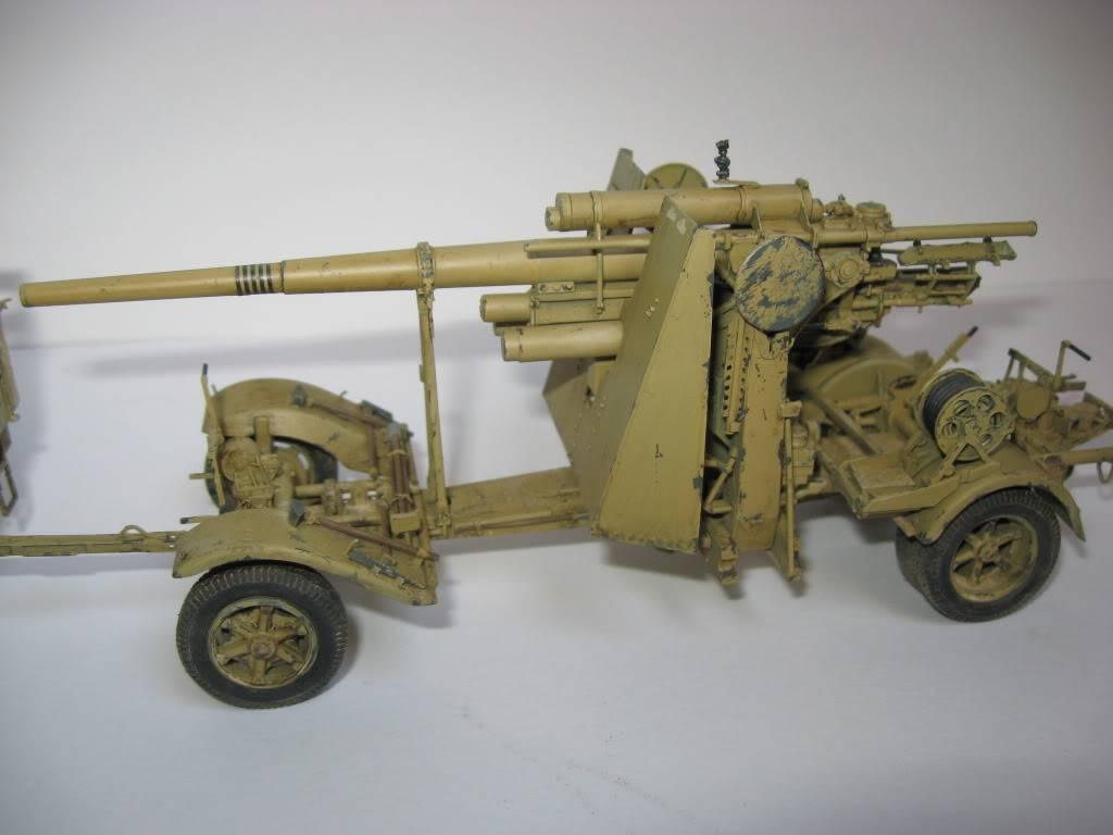 henschel 33 D1 ICM et canon Flak 18 AFV Club Montage et peinture terminés - Page 3 IMG_1282