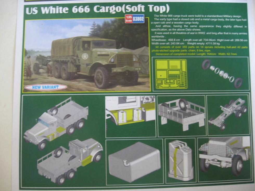 White 666 soft top hobby boss IMG_4382_5