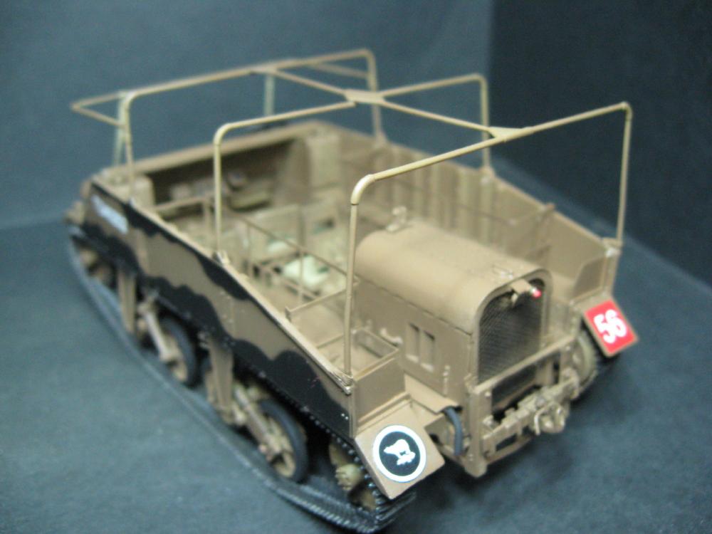 Chenillettes Loyd Carrier de chez Bronco contre Universal Carrier de chez Riich IMG_4933_6
