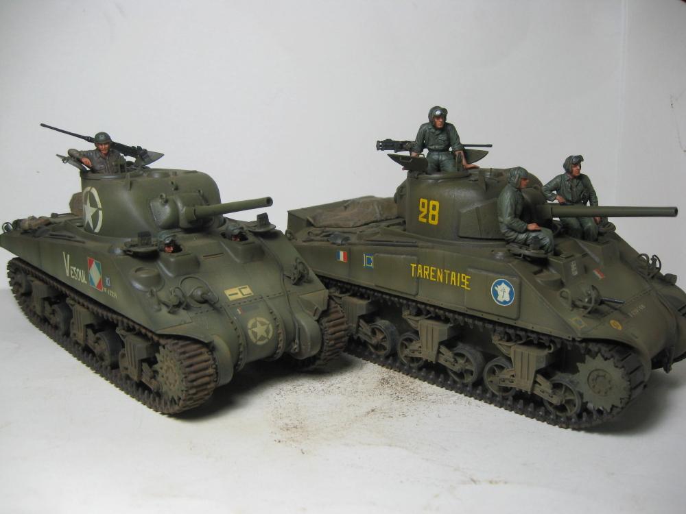 Sherman M4A2 et M4A4 français IMG_5393_11