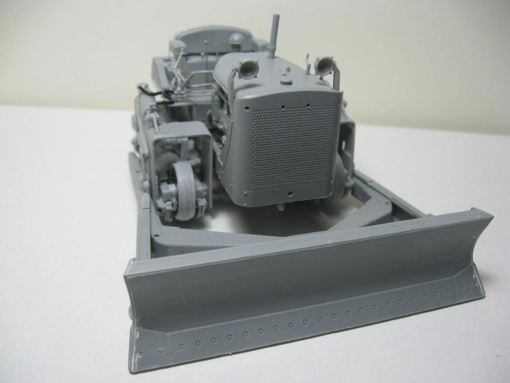 Bulldozer Caterpillar D7 avec lame hydraulique (terminé le 08/10/15) IMG_5400_3