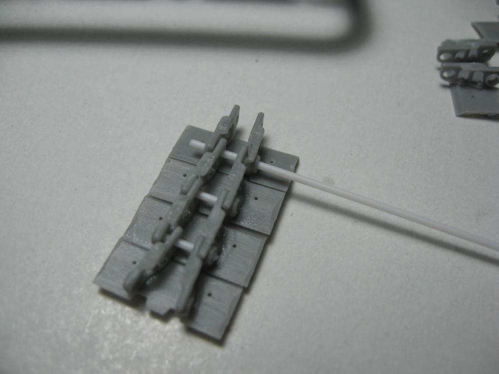 Bulldozer Caterpillar D7 avec lame hydraulique (terminé le 08/10/15) IMG_5404_3