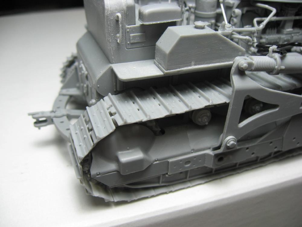 Bulldozer Caterpillar D7 avec lame hydraulique (terminé le 08/10/15) IMG_5407_6