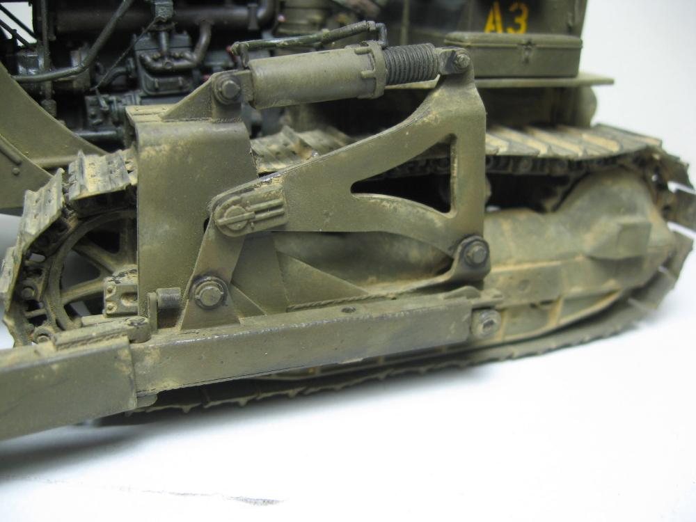 Bulldozer Caterpillar D7 avec lame hydraulique (terminé le 08/10/15) IMG_5418_6