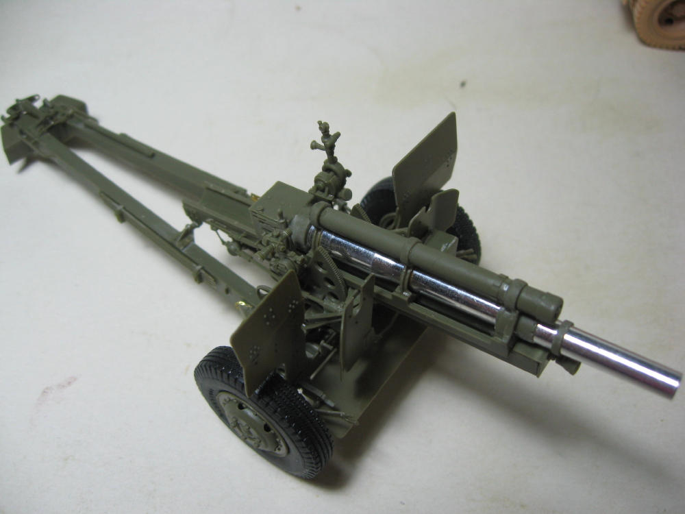 GMC 352 Hobby Boss et M1A1 105mm AFv Club IMG_5599_10