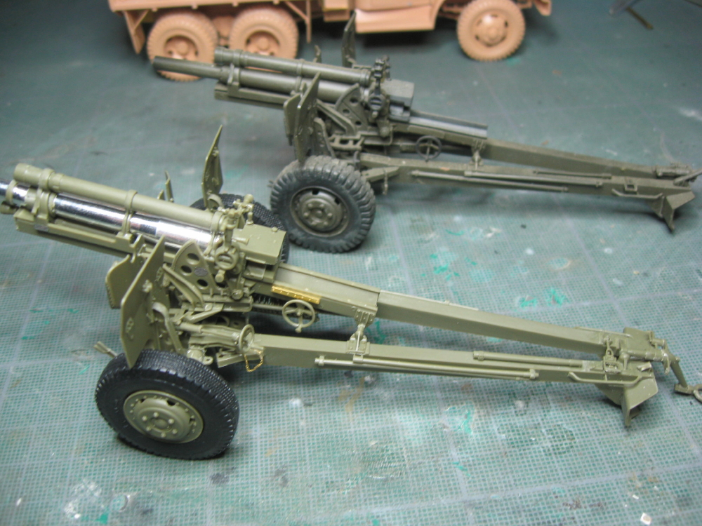 GMC 352 Hobby Boss et M1A1 105mm AFv Club IMG_5601_1