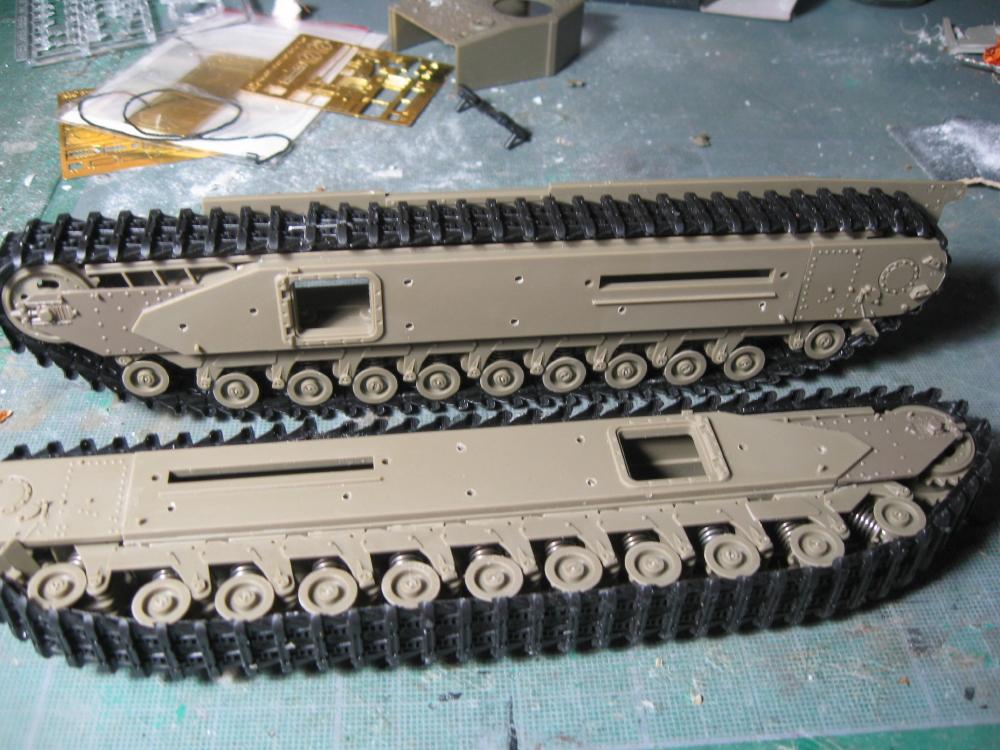 Churchill Tank MK VI IMG_5664_1