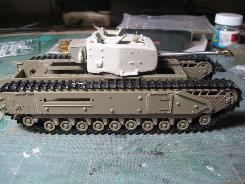 Churchill Tank MK VI IMG_5669_6