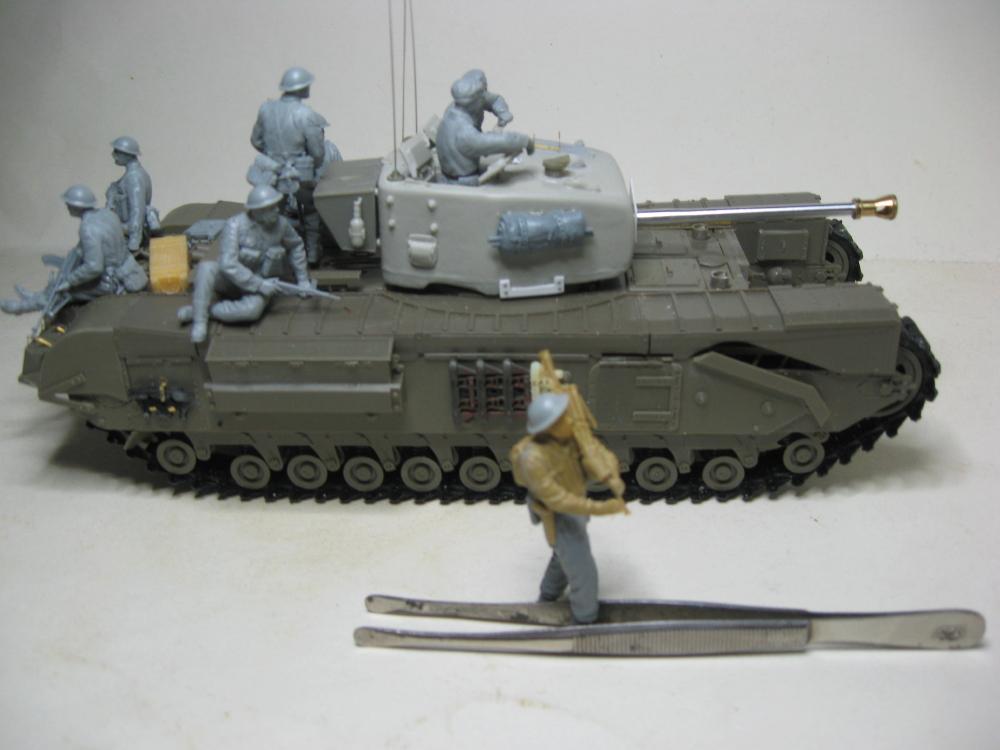 Churchill Tank MK VI IMG_5671_1