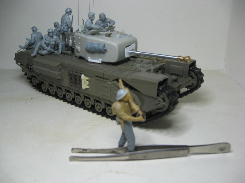 Churchill Tank MK VI IMG_5674_4