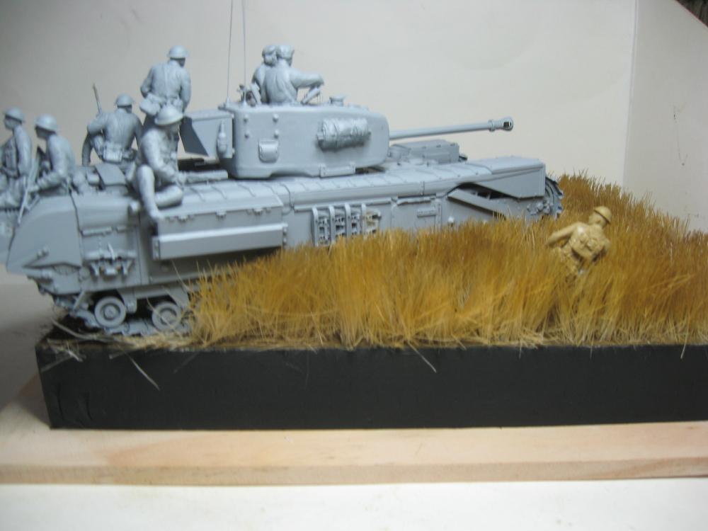 Churchill Tank MK VI IMG_5684_1