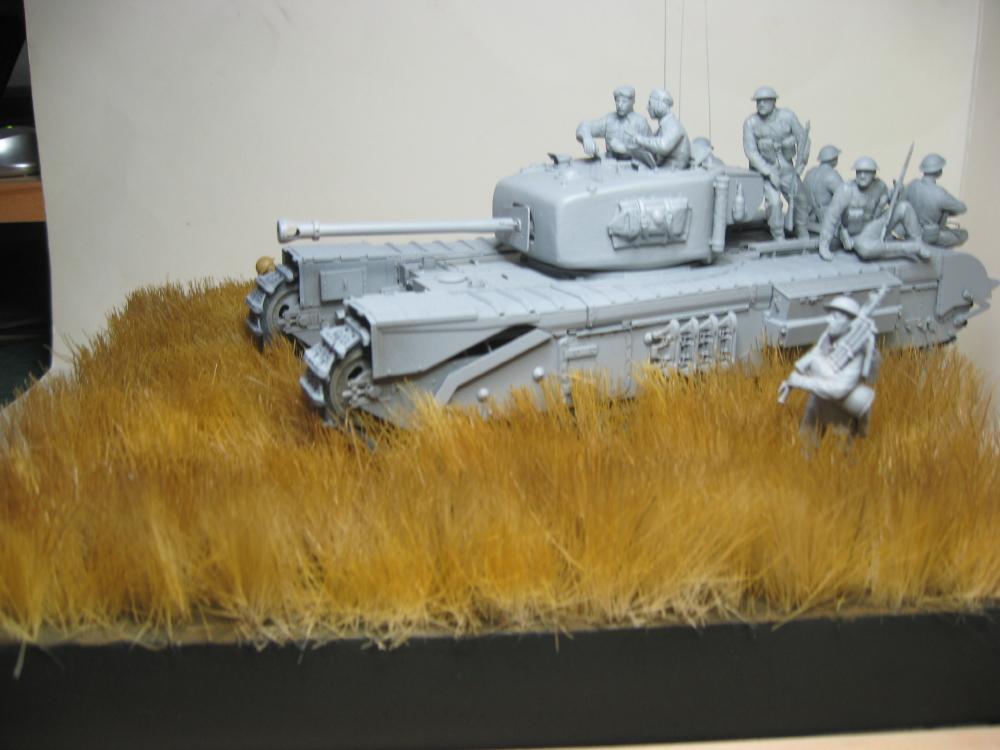 Churchill Tank MK VI IMG_5686_3