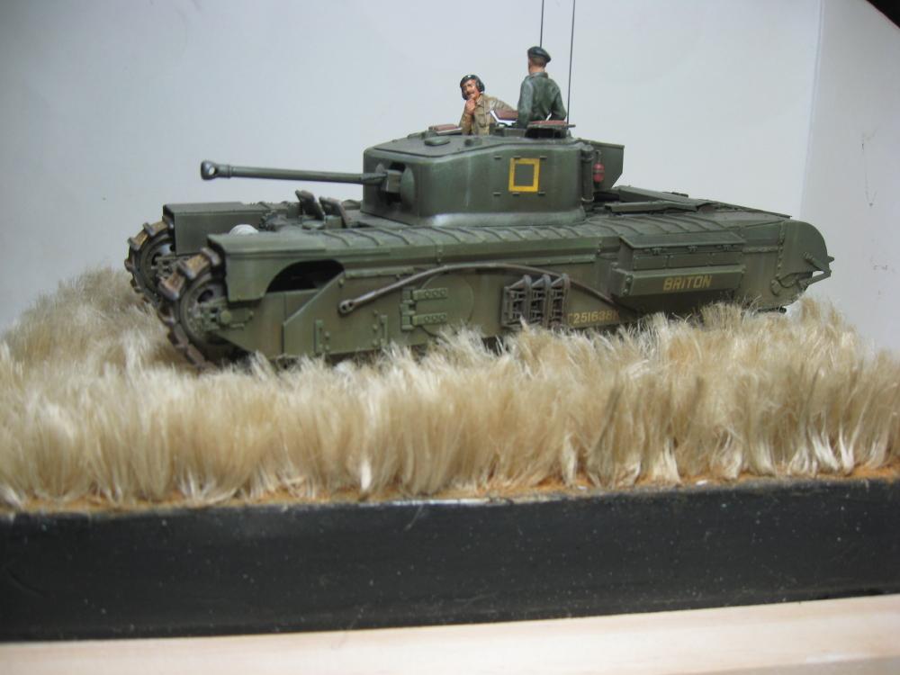 Churchill Tank MK VI IMG_5687_4