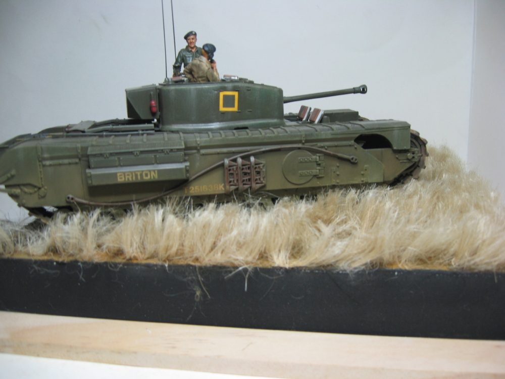Churchill Tank MK VI IMG_5689_6