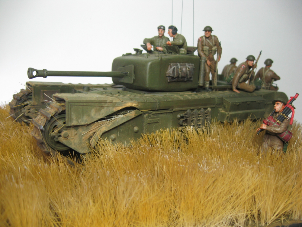Churchill Tank MK VI IMG_5693_2_1