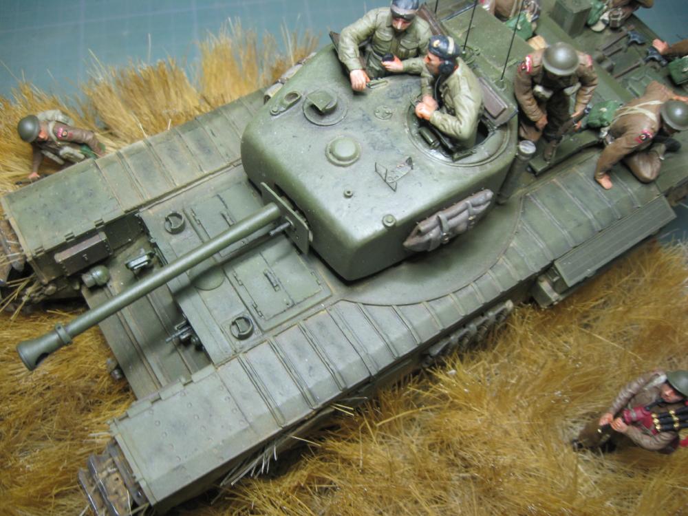 Churchill Tank MK VI IMG_5700_1