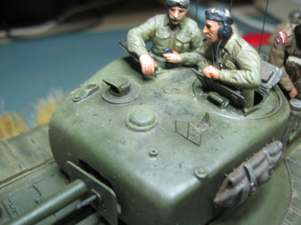 Churchill Tank MK VI IMG_5702_3