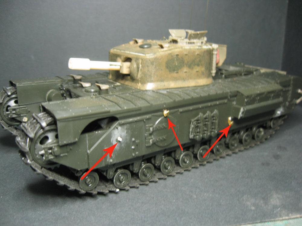 Churchill Tank Mk VIII IMG_5728_1