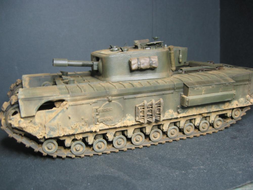 Churchill Tank Mk VIII IMG_5749_1