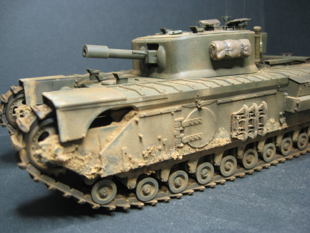 Churchill Tank Mk VIII IMG_5750_2