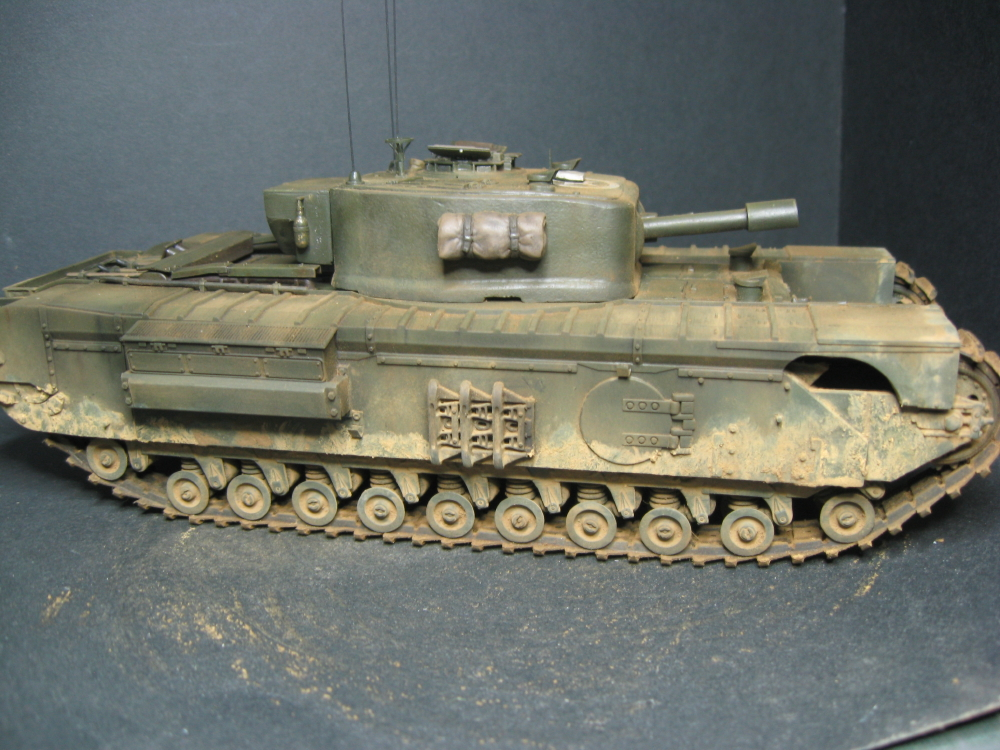Churchill Tank Mk VIII IMG_5753_5