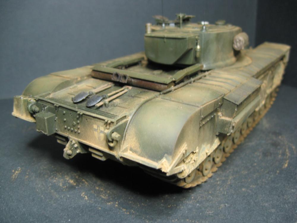 Churchill Tank Mk VIII IMG_5755_7