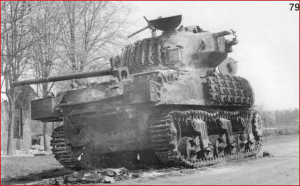 terminé : sherman M4A1 76mm Polonais (sherman Italeri remis à niveau) Shermanpolonais2