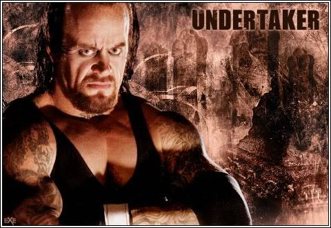Fans de catch Undertaker