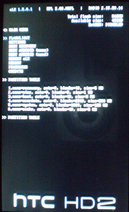 [TUTO] Bootloader cLK 1.5 Clk1501Black