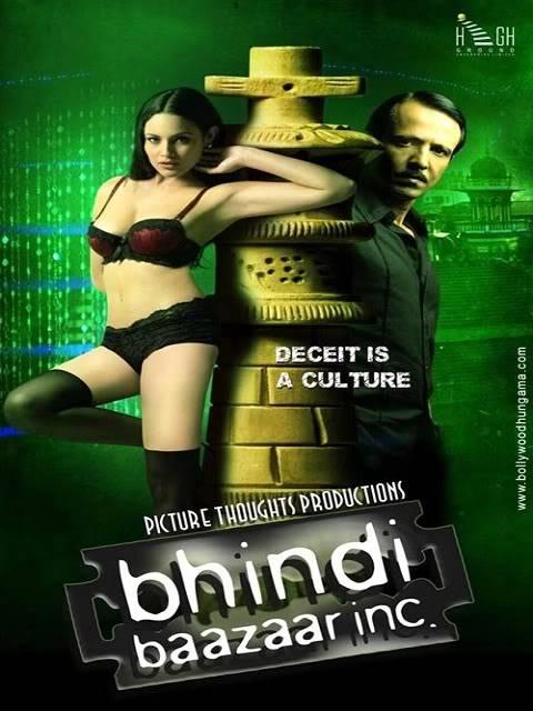 Bhindi Baazaar Inc (2011) *DVD SCR Rip* Watch Online/Download BhindiBaazaarInc2011