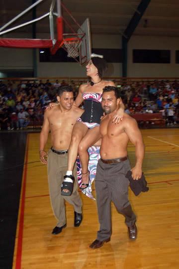 Fotos del evento NWE Evolution en Ponce 1