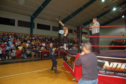 Fotos del evento NWE Evolution en Ponce 2