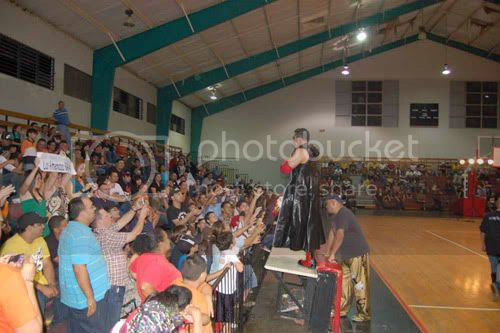 Fotos del evento NWE Evolution en Ponce 3