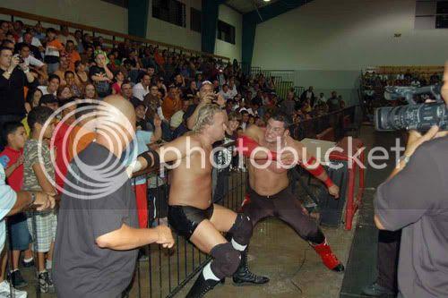 Fotos del evento NWE Evolution en Ponce 5