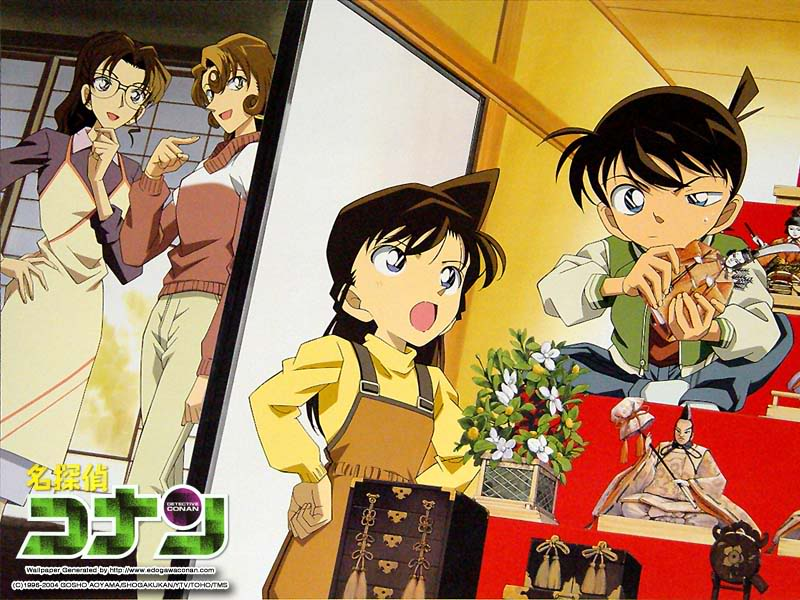 Haru Uta (Vietsub, Kara)Detective Conan Movie 16 Ed Theme Song 101-1