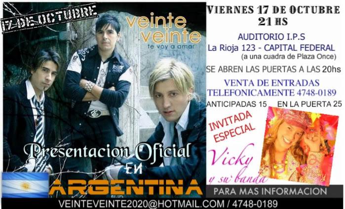 20/20 en Argentina