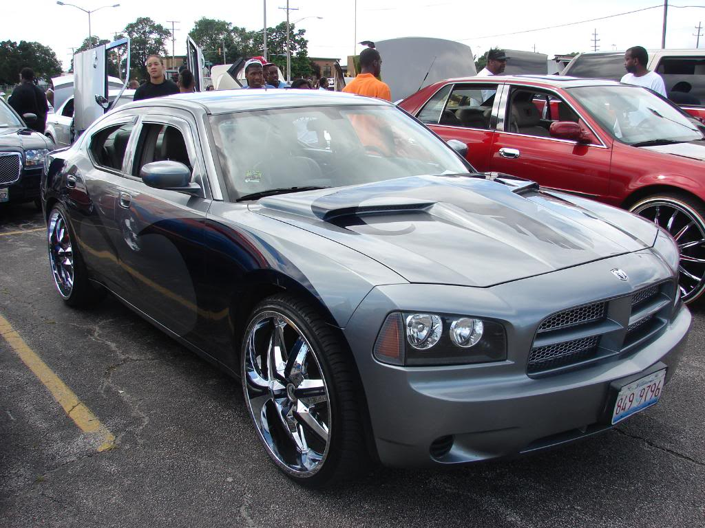 Pics from the WGCI car show today DSC04197