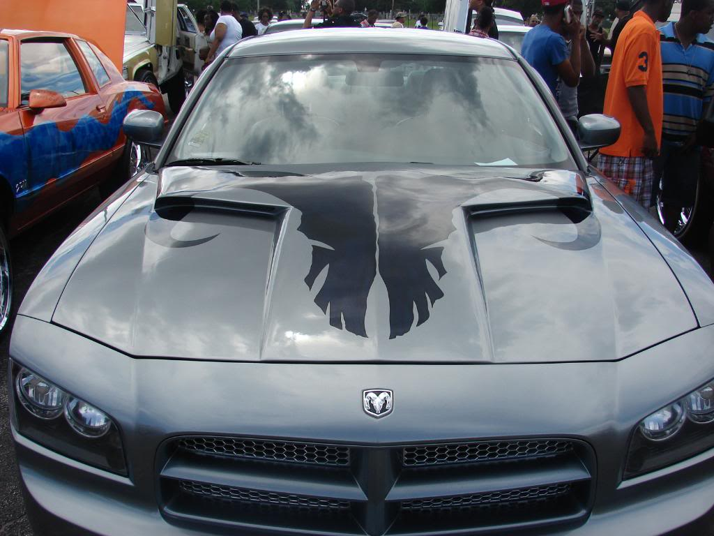 Pics from the WGCI car show today DSC04198