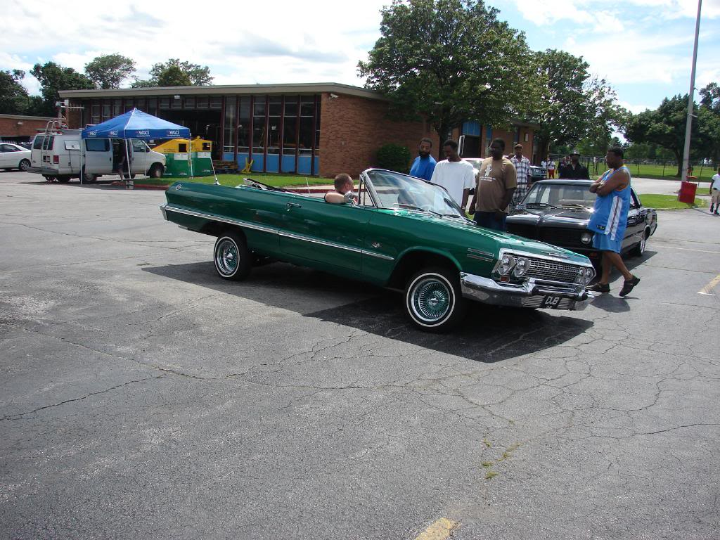 Pics from the WGCI car show today DSC04209