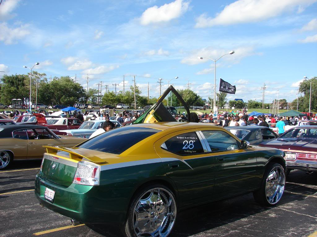 Pics from the WGCI car show today DSC04219