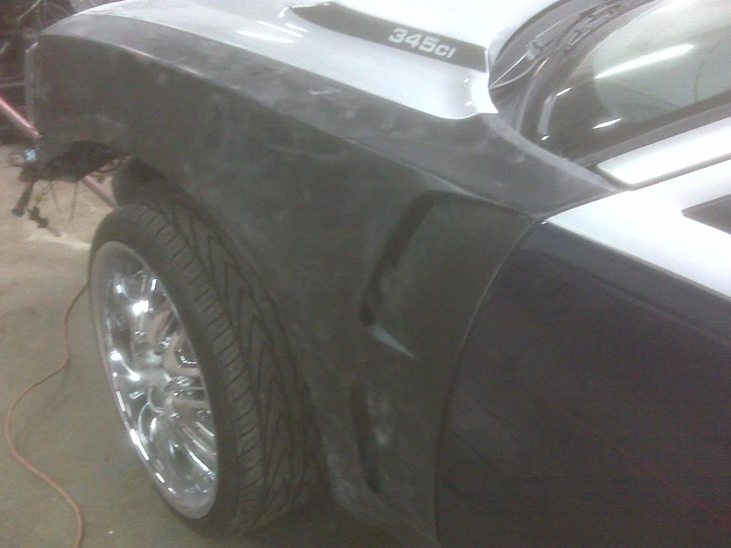 And the tear down begins!!!!! - Page 4 Fenders